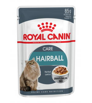 Royal Canin Hairball Care pouch