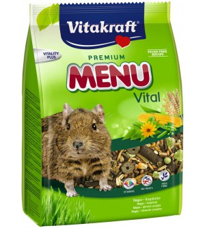Vitakraft Menu Visavertis degu pašaras