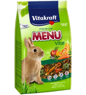 Vitakraft Menu Vital Triušiams