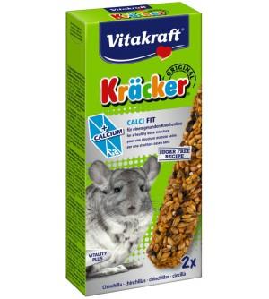 Vitakraft Kracker Šinšilų gardėsiai su kalciu