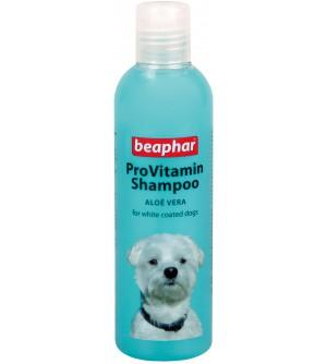 Beaphar ProVitamin Šampūnas su vitaminais ir alijošiumi šviesaus kailio šunims