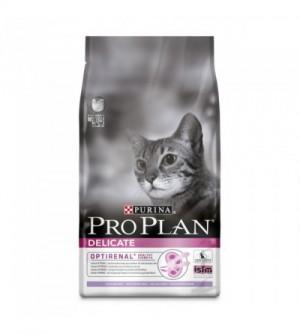 Pro Plan Delicate Išrankioms katėms, turinčioms jautrią virškinimo sistemą