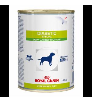 Royal Canin VD Dog Diabetic 410g
