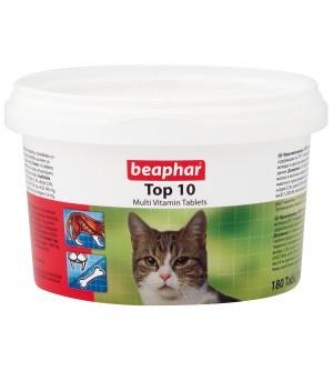 Beaphart TOP10 Kačių pašaro papildas tabletėmis