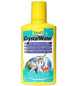 Tetra Aqua  Crystal Vandenį skaidrinanti priemonė.