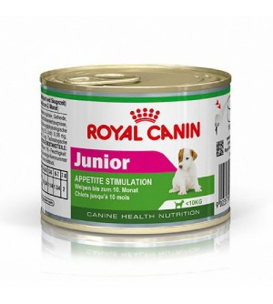 Royal Canin Mini Junior Tin