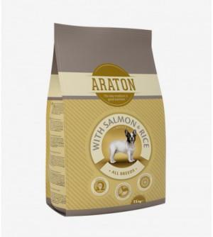 Araton Adult Dog Salmon & Rice sausas maistas šunims