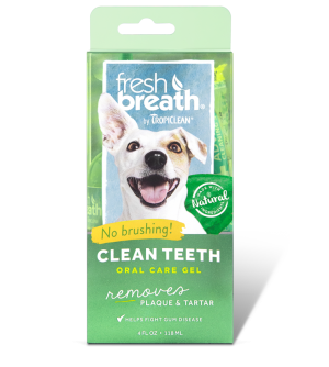 Tropiclean Fresh Breath Clean Teeth gelis šunims