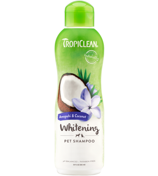 Tropiclean Awapuhi&Coconut balinantis šampūnas