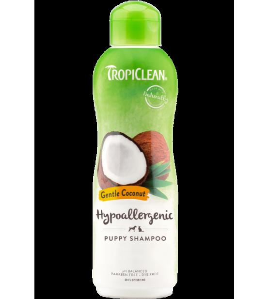 Tropiclean Gentle Coconut hipoalergeniškas šampūnas