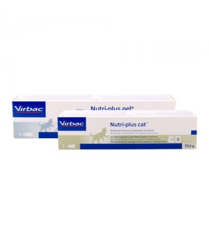 Virbac Nutri Plus cat Gel (70,9g.)