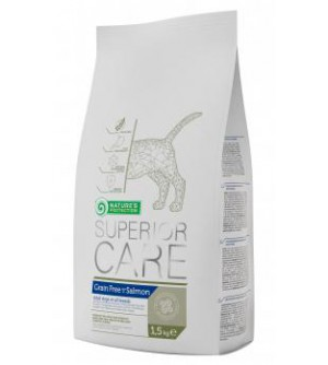 Natures Protection Superior Care Grain Free salmon