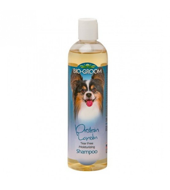 BIO-Groom šampūnas protein/lanolin 355ml