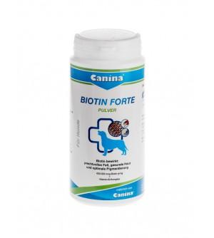Canina Biotin Forte tab. šunims