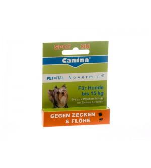 CANINA Petvital Novermin šunims 2ml iki 15kg