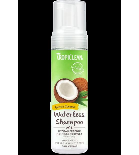 Tropiclean Waterless Shampoo hipoalergeniškas sausas šampūnas šunims