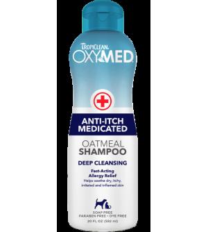 Tropiclean OxyMed Medicated šampūnas
