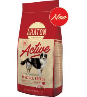 Araton Adult Active sausas maistas šunims