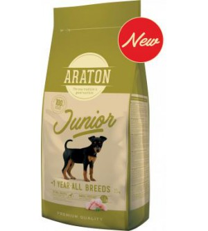 Araton Junior All Breeds sausas maistas šunims