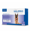 MILPRO 12,5 mg/125 mg, plėvele dengtos tabletės šunims N1