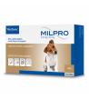 MILPRO 2,5 mg/25 mg, 0,5 -10kg tabletės mažiems šuniukams N1