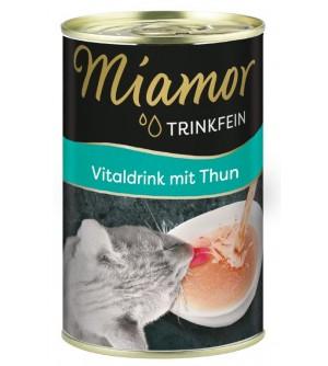 Finnern Miamor Trinkfein Vitaldrink su tunu (135ml.)