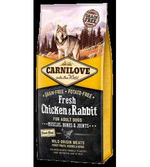CARNI LOVE FR Chicken/Rabbit 1,5kg