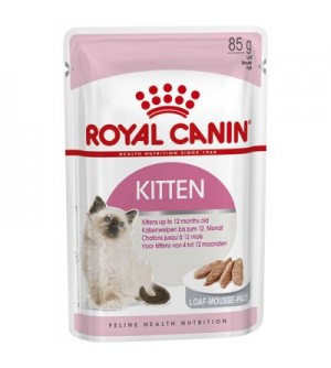 Royal Canin Kitten Instinctive Loaf 85g