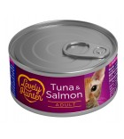 Lovely Hunter Tuna & Salmon konservai katėms