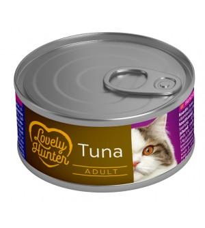 Lovely Hunter Tuna konservai katėms