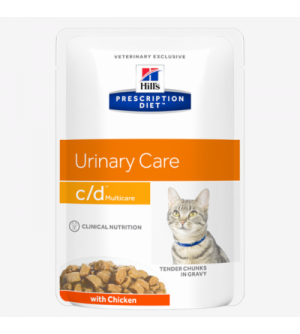 Hill's PD Feline c/d konservai katėms