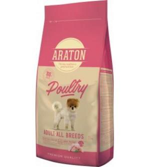 Araton Adult Poultry sausas maistas šunims