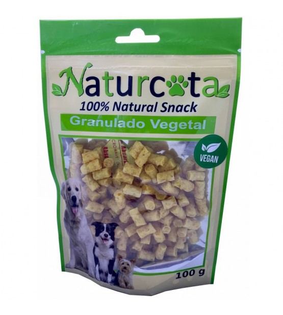 Naturcota saldžios bulvės granulės