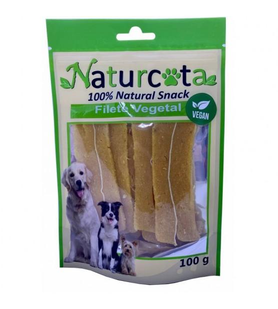 Naturcota saldžios bulvės file juostelės
