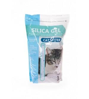 Silica Gel silikoninis kraikas katėms