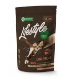 Natures Protection Lifestyle Grain Free Salmon Kitten sausas maistas kačiukams
