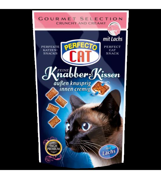 PERFECTO Knabber-Kissen mit Lachs 50 g
