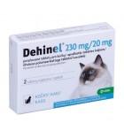 DEHINEL Tabletės nuo kirminų katėms (1 vnt.)