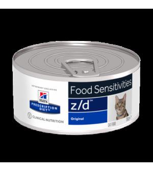 Hill's PD Feline z/d konservai katėms
