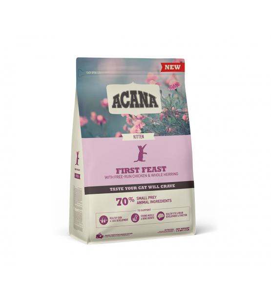 Acana Cat First Feast sausas maistas katėms