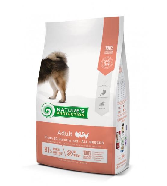 Natures Protection Medium Adult sausas maistas šunims