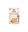 Brit Care Cat konservai katėms Fillets in Gravy Choice Chicken