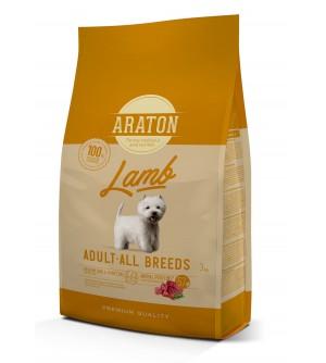 Araton Adult Lamb & Rice sausas maistas šunims
