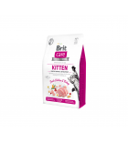 Brit Care Cat GF Kitten Healthy Growth & Development sausas maistas kačiukams