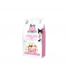 Brit Care Cat GF Sterilized Sensitive sausas maistas katėms