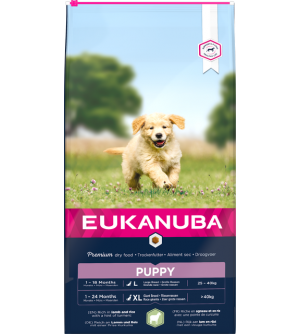 Eukanuba Puppy L / XL Lamb and Rice