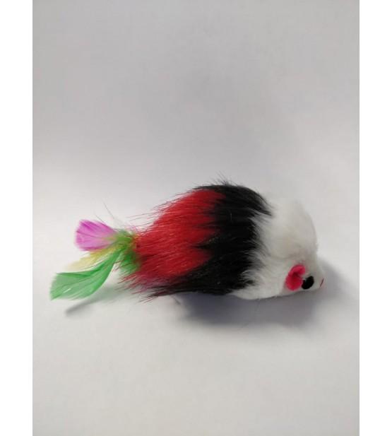 Hippie Pet Chill žaislas katei spalvota pelė