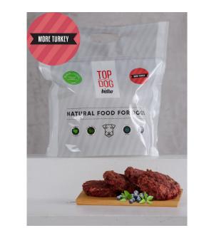 Top Dog Bistro More Turkey šaldytas maistas