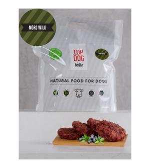 Top Dog Bistro More Wild šaldytas maistas