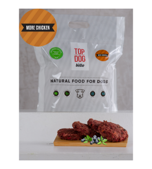 Top Dog Bistro More Chicken šaldytas maistas